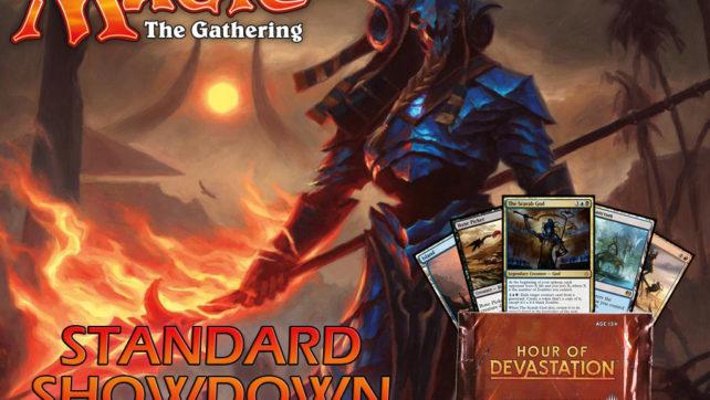 Серия турниров Standard Showdown — «Час Разрушения»