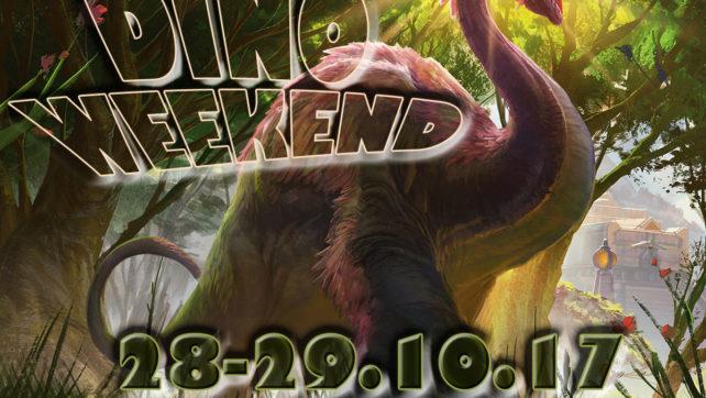 Dino-Sized Weekend Ixalan