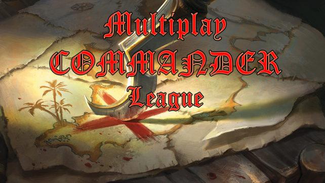 Командирская Лига (Commander League)